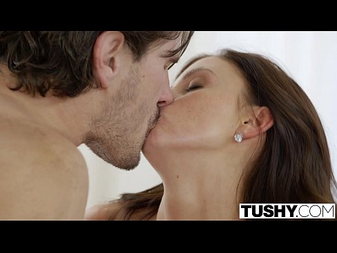 TUSHY First Anal For Hot Wife Whitney Westgate