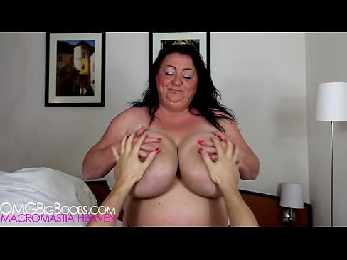 Mature mom leg