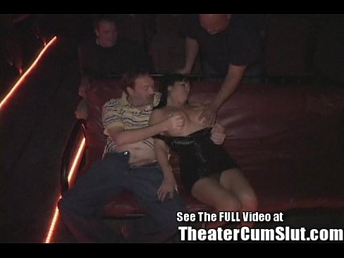 For milf at theater