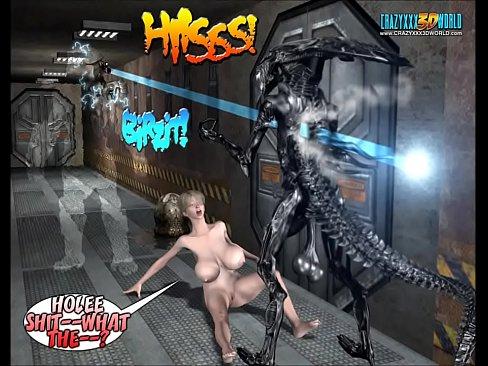 3D Comic: Spermaliens. Episode 3 [変態アニメポルノ Hentai Anime Porn HentaiPornTube.net]