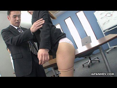 Chịch gái văn phòng – Phim sex em hangngon.net thư ky kiêm phục vụ sex cho sếp