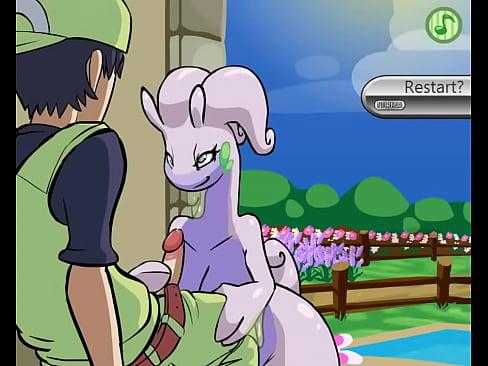 video pokemon sexo: