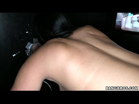 Getting Nasty with Dicks coming out of Holes