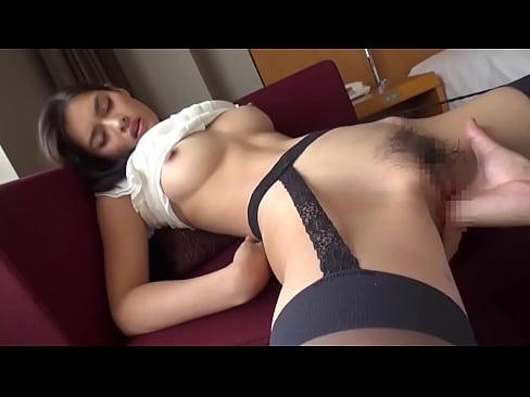 引き締まった身体に美巨乳&美尻がたまらない美女とのセックス!