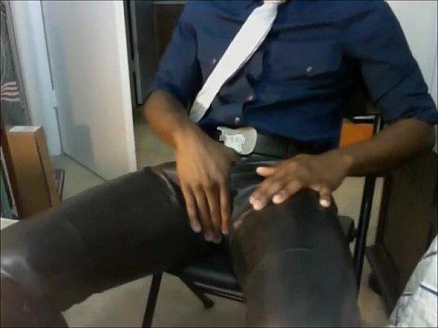 leather bib pants sex videos gay