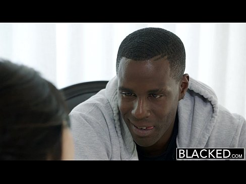 Blacked .com Amazig Beauty Megan Rains First Fuck Experience With Bbc