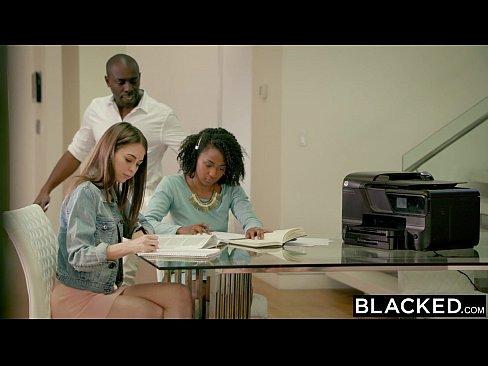 11 Min Petite Riley Reid Tries Huge Black Cock In Her Ass BLACKED.com