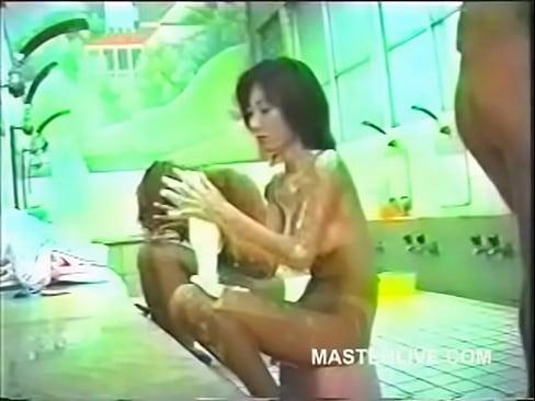 Korean Bathhouse Hidden