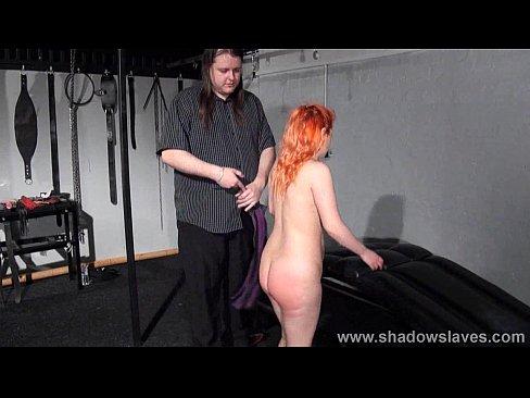 redhead amateur anal