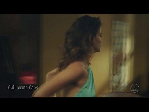 Aline Moaraes Pelada Em Cena De Sexo