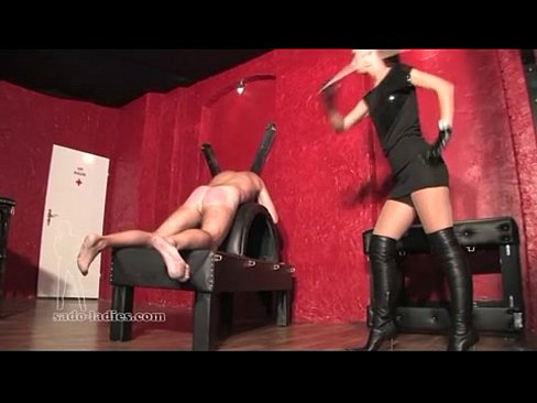 Caned By The Cruel Stepdaughter