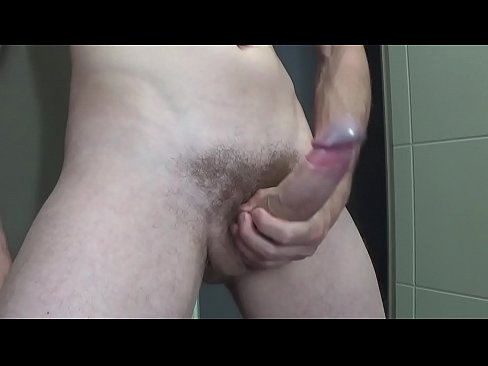 Hot to sperm while jacking off