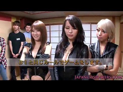 Japonesas safadas e perigosas no sexo