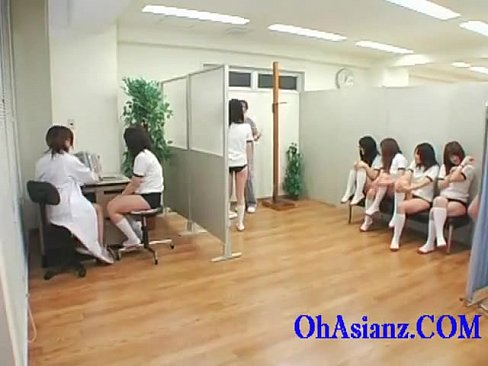 性に対するモラル崩壊時代到来!! 健康測定時に美少女JKが先生チンポフェラセンズリオナニーザーメン口内射精されちゃってるww