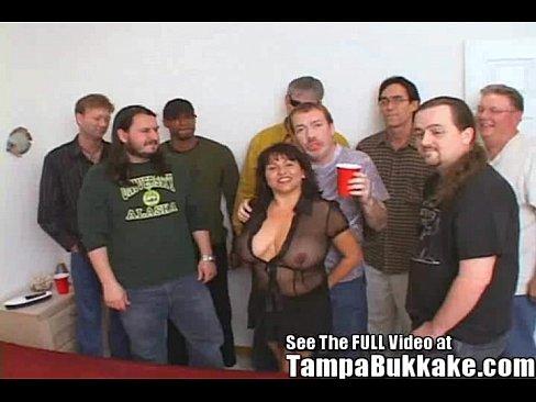 Tampa texas bukkake