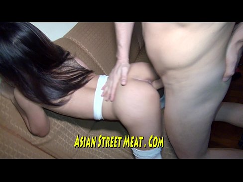 Thai Wench Slapped In Irons