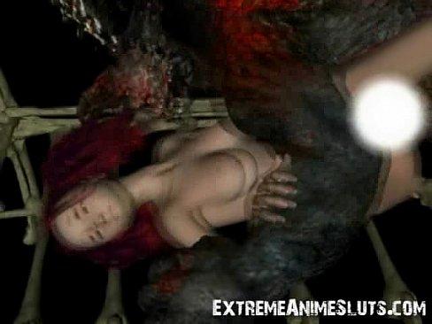 Satan Bangs a 3D Teen [変態アニメポルノ Hentai Anime Porn HentaiPornTube.net]
