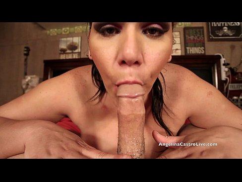 Angelina castro facial