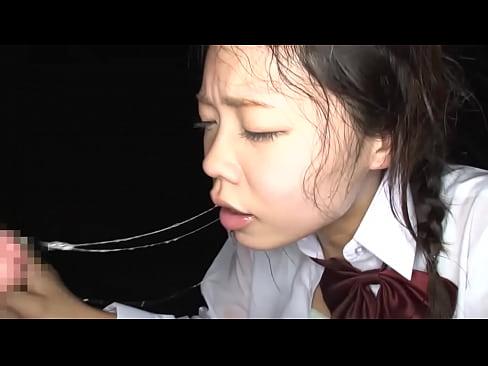 嶋野遥香 プレステージ系では珍しい巨乳美少女の汁まみれSEX~!
