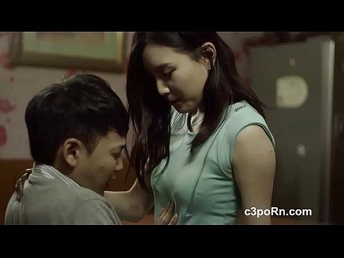 phim cấp ba Hàn Quốc : mối tình ngang trái chị dâu em chồng vụng trộm lén lút