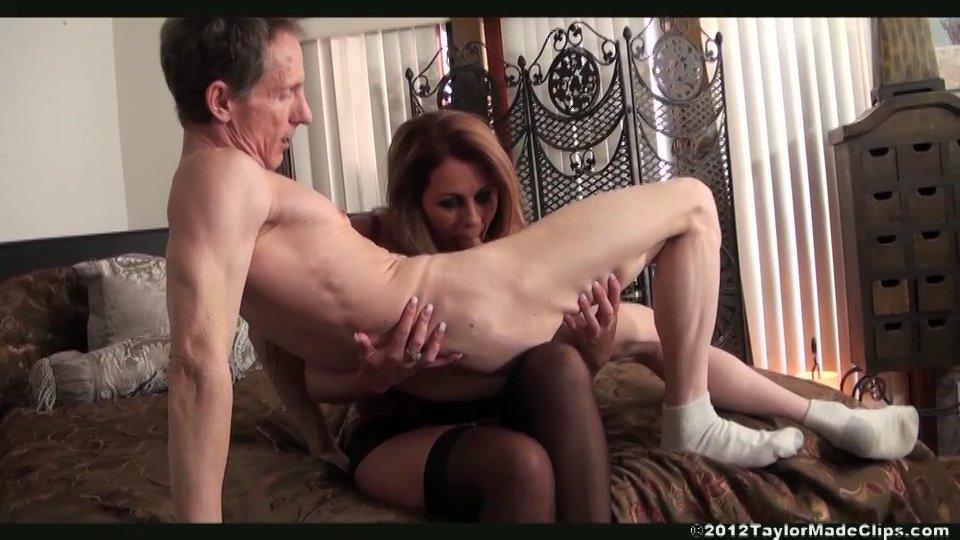 High heel leg strip clips