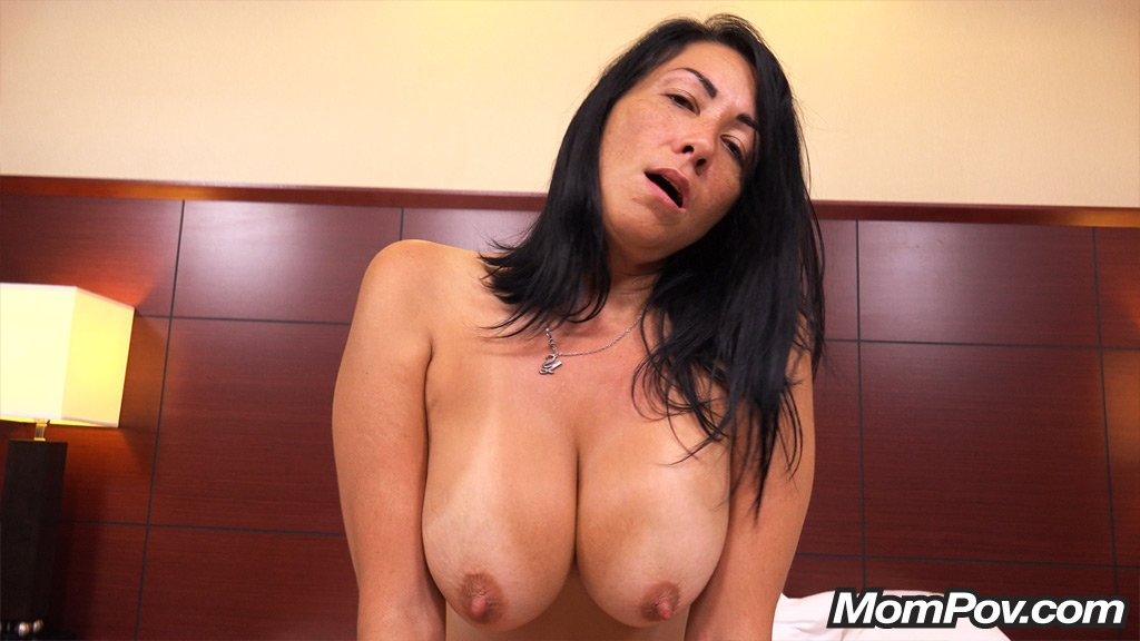 asian milf pov