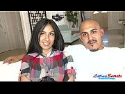 Sexy latina cindy fucks on cam