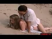Fazendo sexo com a namorada branquinha ao ar livre