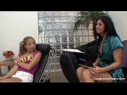 Psiquiatra lésbica transando com paciente