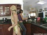 Vagabundas sacanas na cozinha