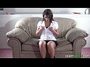 Morena safada fazendo vídeo pro namorado