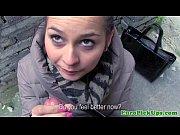 Ninfa tarada metendo na rua