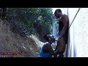 Image Negra africando chupando o marmanjo