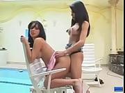 Monica Mattos com Travesti Brasileira