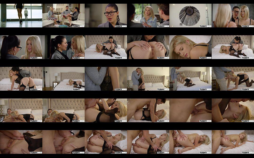 Сексуальные девушки в чулках порно фото