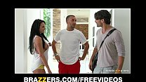 Alektra Blue is stripped and fucked hard in her...