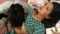 (mp4videos.org) romantic aunty with 2 guys non …