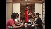 หนังโป้ญี่ปุ่นแนวอีโรติกให้เธออมลูกบอลแล้วจับมัดเสียว