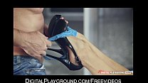 Sexy blonde wife Tanya Tate is eaten out and fu...