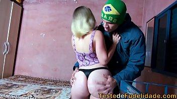 Comeu a prima cuzuda depois do baile funk na favela