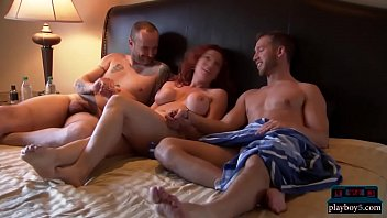 couples first threesome