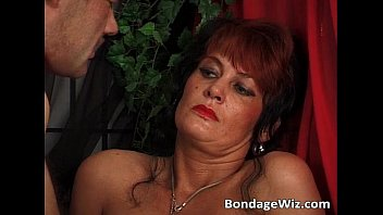 tight Mistress T without own will is bounded