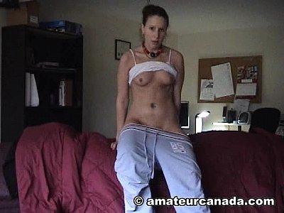 amateur girl gym naked