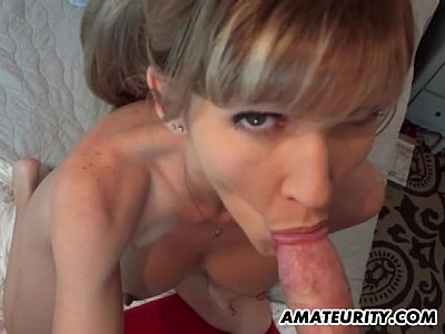 Hot blonde monster cock porn