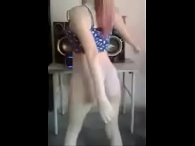 Bailando para la camara