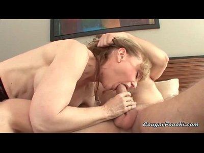 Cougar τεστάρει τον γκομενό της