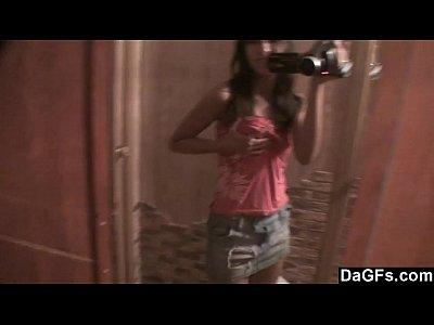 Novinha safada tocando siririca