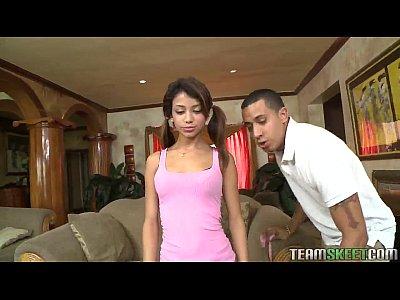 Exxxtrasmall petite latina adolescente verónica rodríguez apretado coño hardcore fuck
