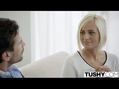 Culo caliente secretario kate de inglaterra obtiene anal por el cliente