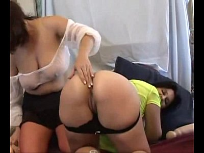 Orgía lésbica
